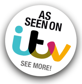 As seen on ITV